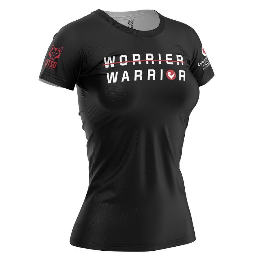 Camiseta Otso Challenge Salou - Mujer