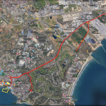 Dispositiu especial de trànsit pel Challenge Salou – 03. 10.2021